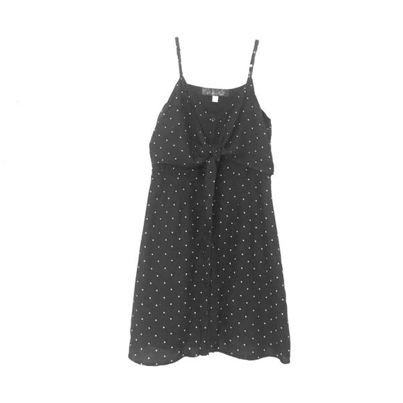 715a10fd0989 Blue Rain Dresses | B W Polka Dot Sundress | Poshmark